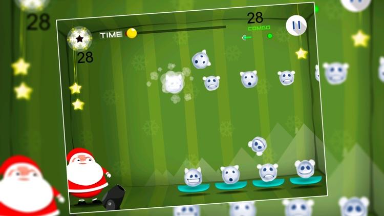 Santa and Snow Balls Men : The Christmas Winter Cold Tales - Free screenshot-3