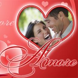 Love Heart Photo Frames 3D Wallpaper Selfie Editor by