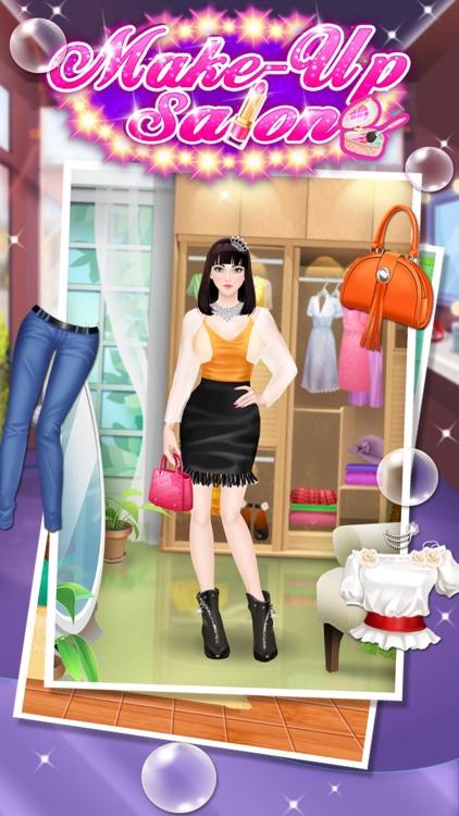 Makeup Salon - Girls Games screenshot-3