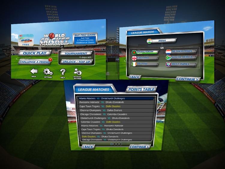 World Cricket Championship Lite