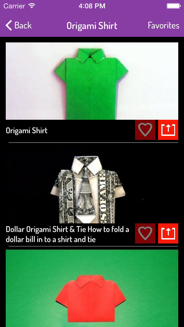 Tutorial | Origami Shirt Father's Day Card – Scrap Booking | 1136x640