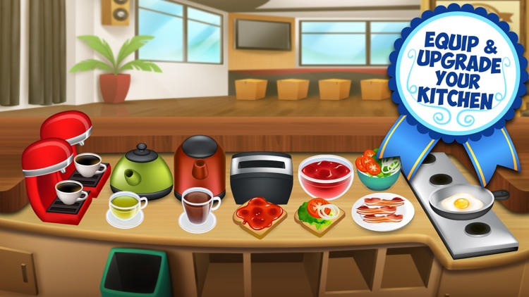 My Coffee Shop - Coffeehouse Management Game screenshot-3