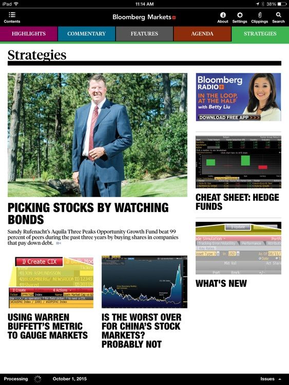 Bloomberg Markets+ screenshot-3