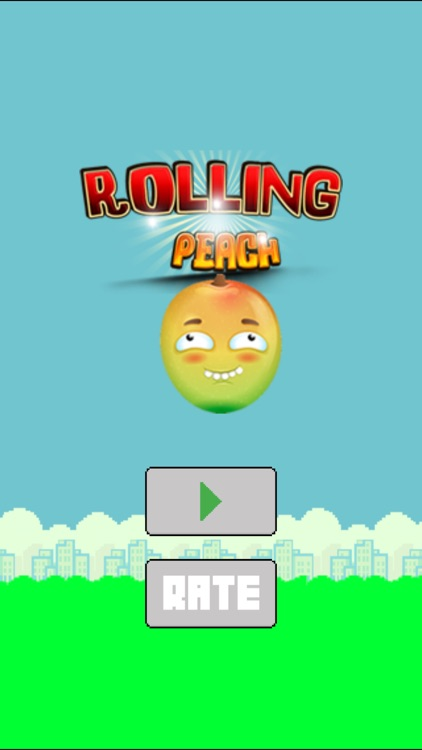 Rolling Peach - The New Free Adventure