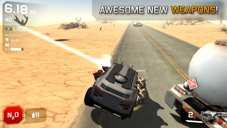 Zombie Highway 2 screenshot-2