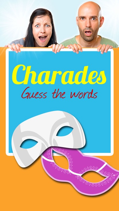 点击获取Charades - Guess the words