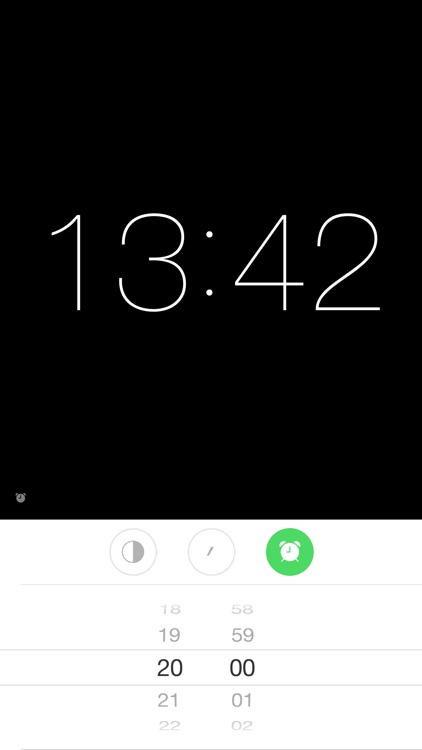 Clocky – The Fullscreen Alarm Clock
