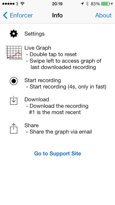 download Enforcer apps 0