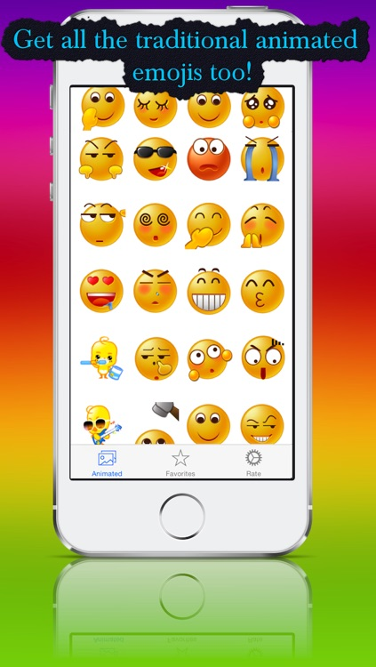 Real Animated Emojis screenshot-2