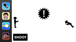 早撃ちガンマン ScreenShot1