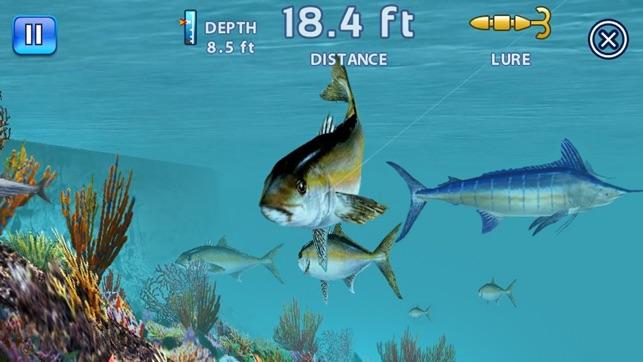 Fishing kings free on the app store for Fishing spots near me app
