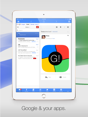 G-Whizz! for Google Apps - The #1 Apps Browser-ipad-0