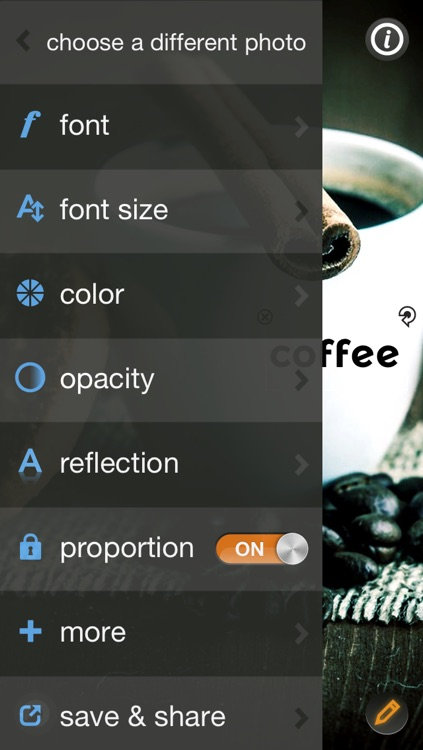 Fonts for Pictures App- Photo-Phrase screenshot-3