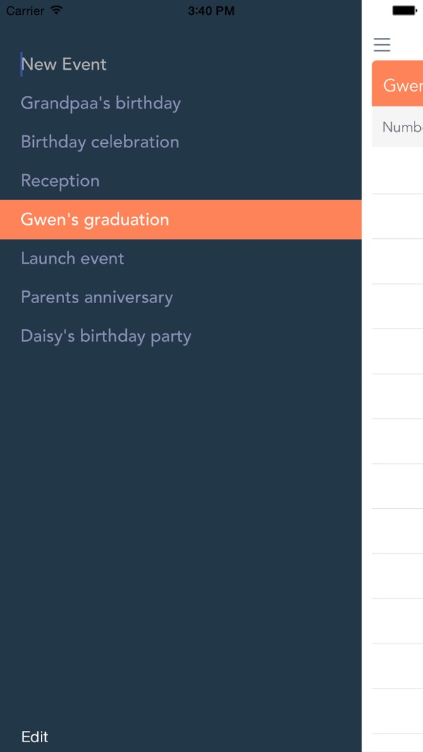 ‎Event Manager - Pocket Edition on the App Store
