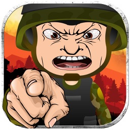 Attack in the Trenches Assault FREE - Dark Tower Blocks Defense