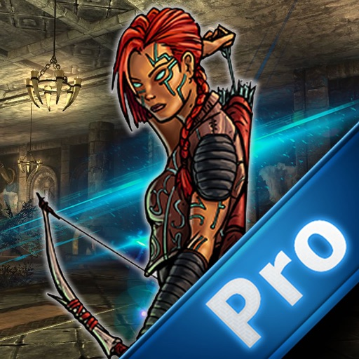 Archer Warrior In Jupiter PRO - Big Game Magic Arrow
