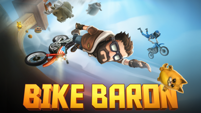 Screenshot from Bike Baron