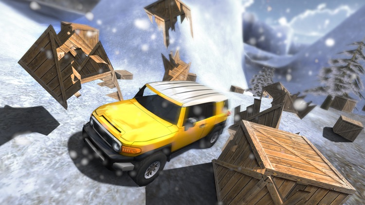Extreme SUV Driving Simulator screenshot-3