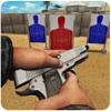 枪模拟器3D - 火车与精英射击武器的高容量
