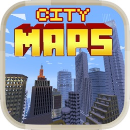 City Maps for Minecraft Pocket Edition - Minemaps Pro
