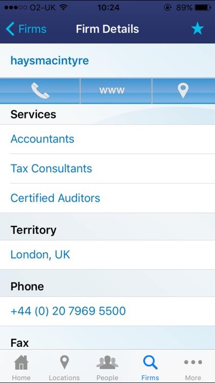 Advisors2Go screenshot-4