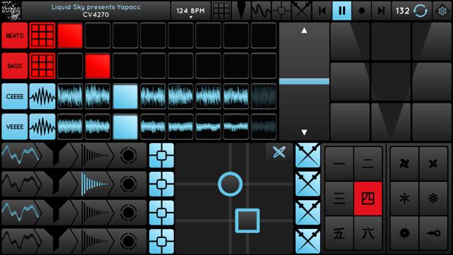 Ninja Jamm - DJ and Remix App Screenshot