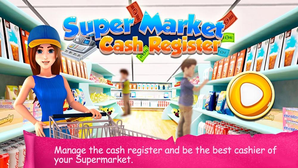 Supermarket Cash Register Cheat Codes
