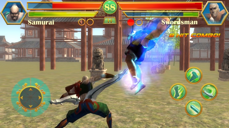 Blade Kungfu Fighting - Infinity Combat Fight Games