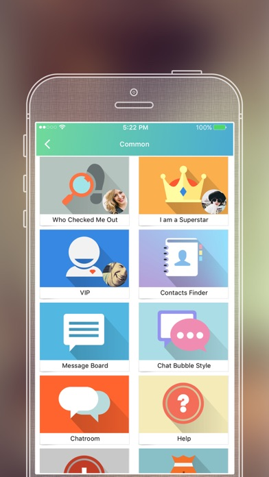 SayHi Chat - Meet New People screenshot 4