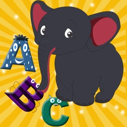 Tap and learn ABC, Preschool game to learn alphabet and phonics with animations