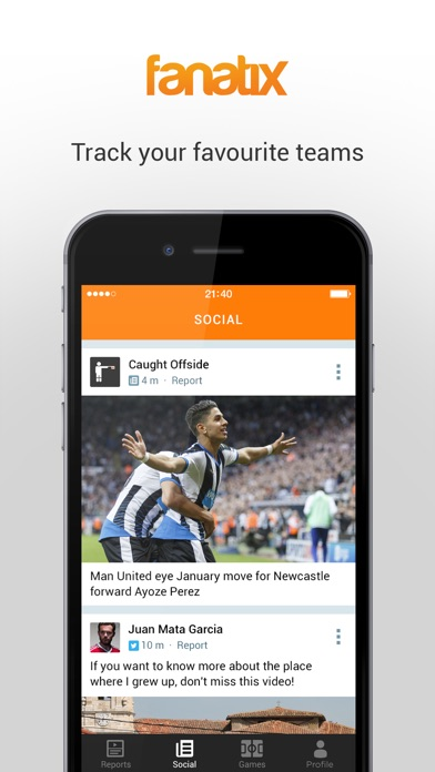 fanatix - Sports Video News