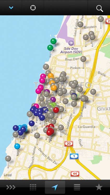 Tel Aviv: Wallpaper* City Guide screenshot-3