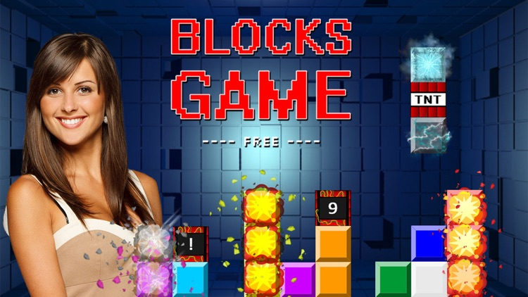 Blocks Game Free - Block Puzzle