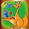 Neverfull Pouch : endless shooting of colorful apples and birds - free casual games for kids by top fun - iPhoneアプリ