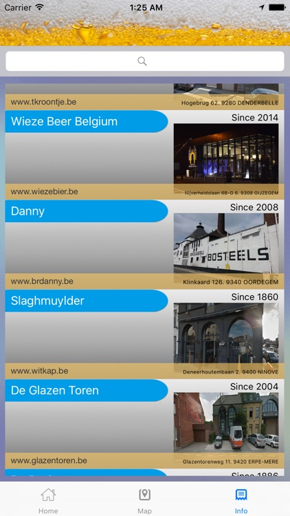 Beer Routes Belgium screenshot-4