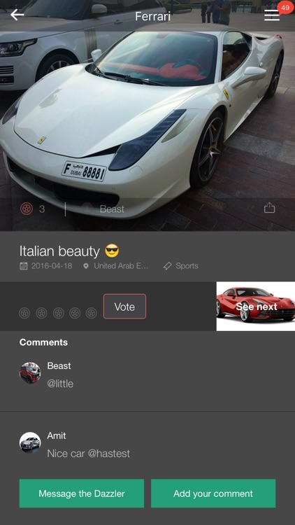 Dazzled Cars-Videos, Photos, Events, News,Buy/Sell