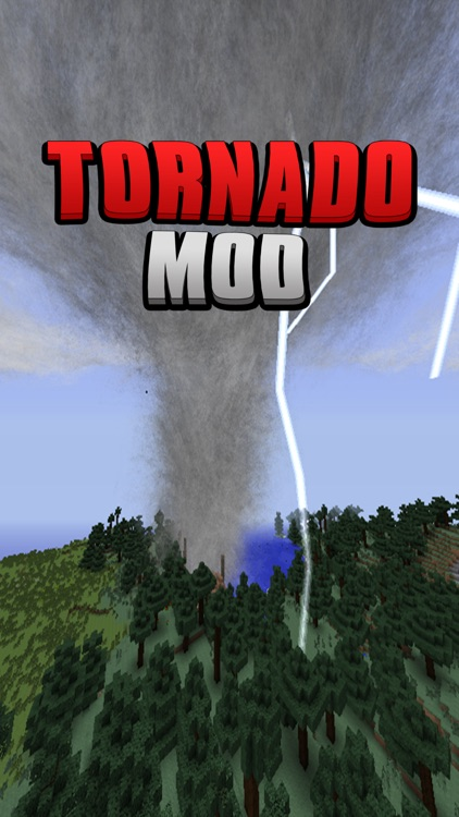 TORNADO MOD PRO - Reality Tornado Mods for Minecraft Game PC Guide Edition  by Truong Pham