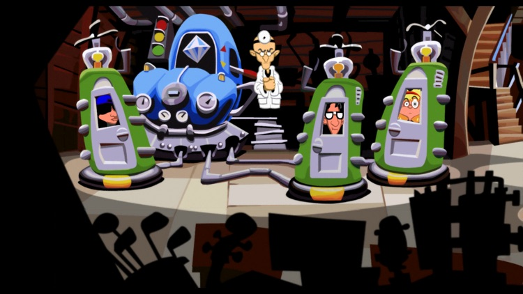 Day of the Tentacle Remastered screenshot-3