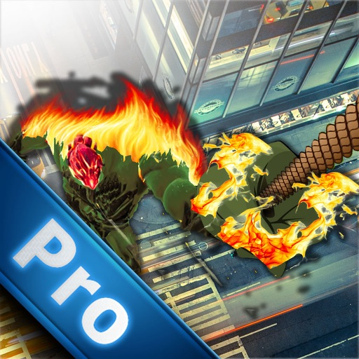 Rope Swing Avenger PRO - Fun Fly Flames Till Dawn icon