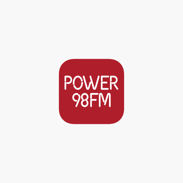 power 98fm the music you love - 600×600