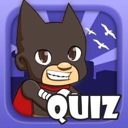 Super.Hero Trivia Quiz - Guess Most Popular Comics Book Characters Names