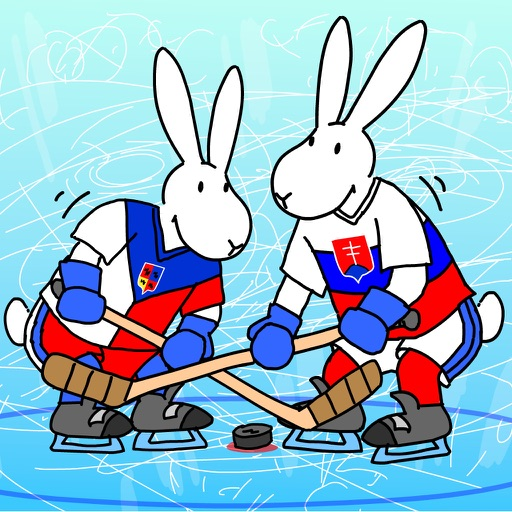 How Could Hockey Get Cuter? With the Bunnies of Bob and Bobek: Ice Hockey