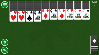 Spider Solitaire Classic Patience Game Free Edition by Kinetic Stars KSのおすすめ画像4