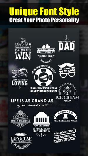 Word Dream Pro - Cool Fonts & Typography Generator Screenshot