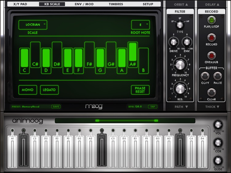 Animoog screenshot-3
