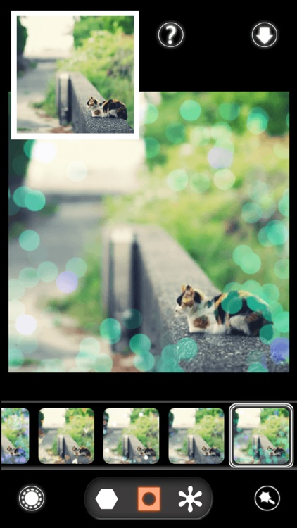 BokehPic-Awesome bokeh filter photo editor app!