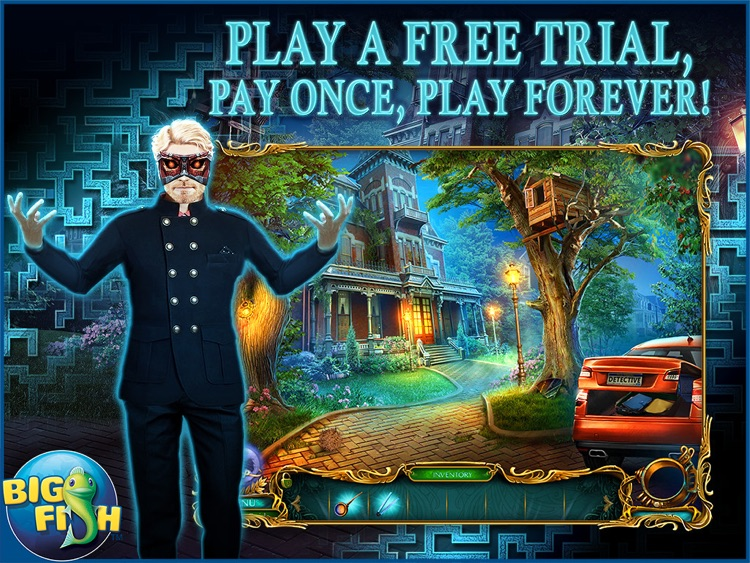 Labyrinths of the World: Changing the Past HD - A Mystery Hidden Object Game screenshot-0