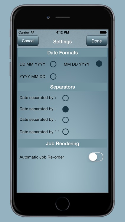 Easy Resume Pro: Resume Notepad for Job Search screenshot-3