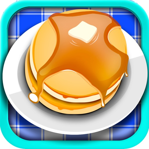 Awesome Pancake Brunch Breakfast Cooking Food Maker icon