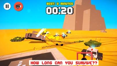 警察のレース - 猛烈な勢いでゲームのおすすめ画像2